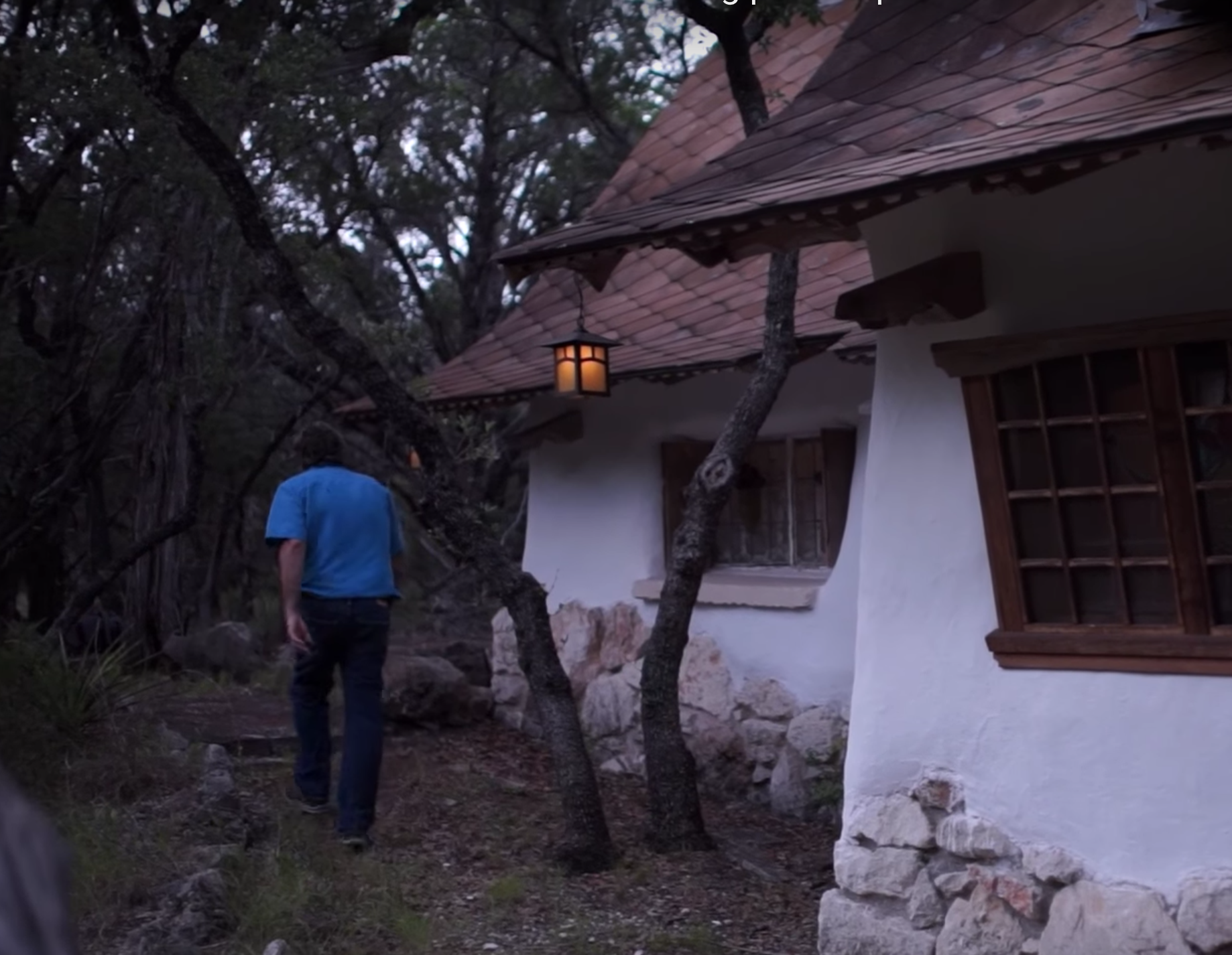 Austin Coder Builds Timeless Cob Home Using Precise