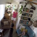 Macy Miller builds adaptive small home for family of 4 + dog