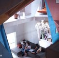"""8 vacant micro-studios reassembled as 1 """"Cubist"""" family home"""