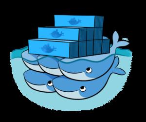 Docker Swarm.