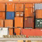 Contenedores logísticos y contenedores en el mundo del software.