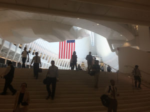 Interior de la World Trade Center PATH Station