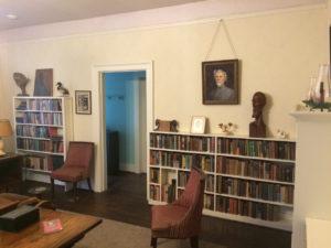 Sala de estar de Faulkner