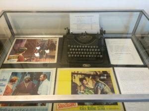 Máquina de escribir y adaptaciones de sus obras