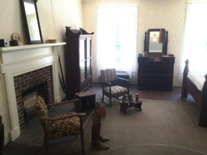Dormitorio de Faulkner
