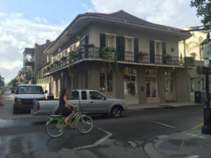 French Quarter, The Big Easy