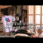 Declutter your wardrobe: wear more of less
