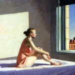 """Morning Sun"" (Edward Hopper, 1952)"