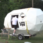 Life Pod by Michael R Weekes