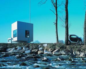 Micro Compact House m-ch (Londres, Reino Unido)