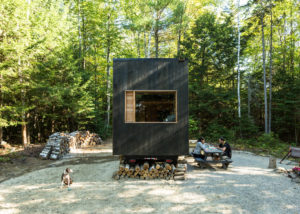 Getaway Cabins: modelo Ovida