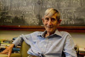 El físico Freeman Dyson