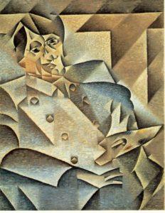 Picasso visto por Juan Gris (1912)