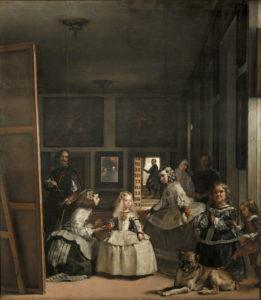 Diego Velázquez: el pintor en la obra