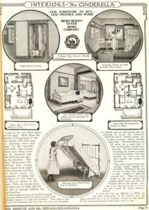 """Sears hace 100 años: prefab """"Cinderella"""""""