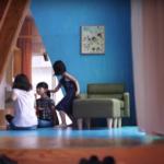 Casa cubista: una casa japonesa inspirada en el perspectivismo.