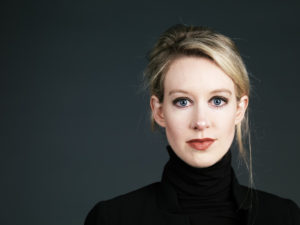 La fundadora de Theranos, Elizabeth Holmes (Imagen de Ethan Pines/The Forbes Collection)