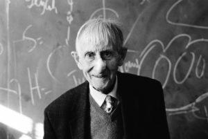 Freeman Dyson en la actualidad