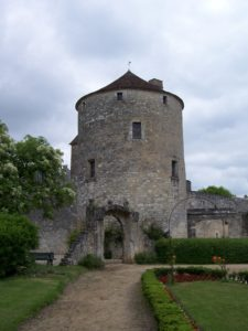 La Torre Montaigne, vista desde la vertiente sur