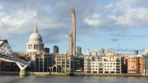 Barbican: rascacielos conceptual de madera CLT y 300 metros de altura concebido para Londres por la Universidad de Cambridge y las firmas PLP y Smith & Wallwork