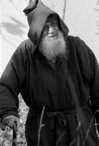 Como un mago surgido de la obra de Tolkien: Alexander Grothendieck en 2013