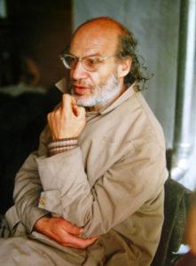 El matemático Alexander Grothendieck en 1988, ya retirado del mundo académico e involucrado en tesis próximas a la ecología profunda
