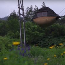 Tea Houses by Terunobu Fujimori