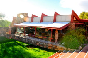 Taliesin West (Frank Lloyd Wright, 1937)