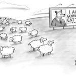 Viñeta premonitoria de The New Yorker