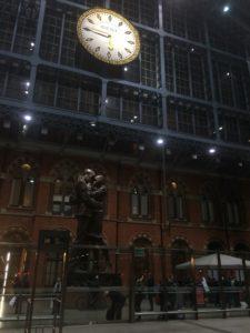 Londres: en el interior de un remarcable edificio victoriano, St Pancras