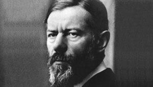 El sociólogo Max Weber se propuso construir su obra inmensa sobre las intuiciones de Friedrich Nietzsche, a quien rindió tributo