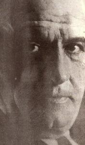 """""""Yo soy yo y mi circunstancia"""". Retrato del filósofo fenomenólogo existencialista español José Ortega y Gasset"""