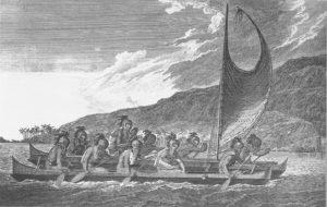 Navegantes polinesios: la civilización polinesia se extendió por el Pacífico con una estrategia que podría asemejarse a la colonización humana del espacio