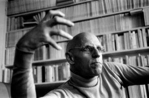 El filósofo francés Michel Foucault (1926-1984)